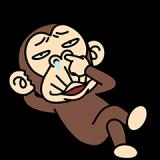 イラッと★お猿さん12