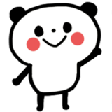 ゆるパンダちゃん