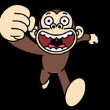 イラッと飛び出す★お猿さん セレクション
